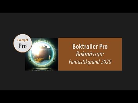 Boktrailer - Fantastikgränd - Pro